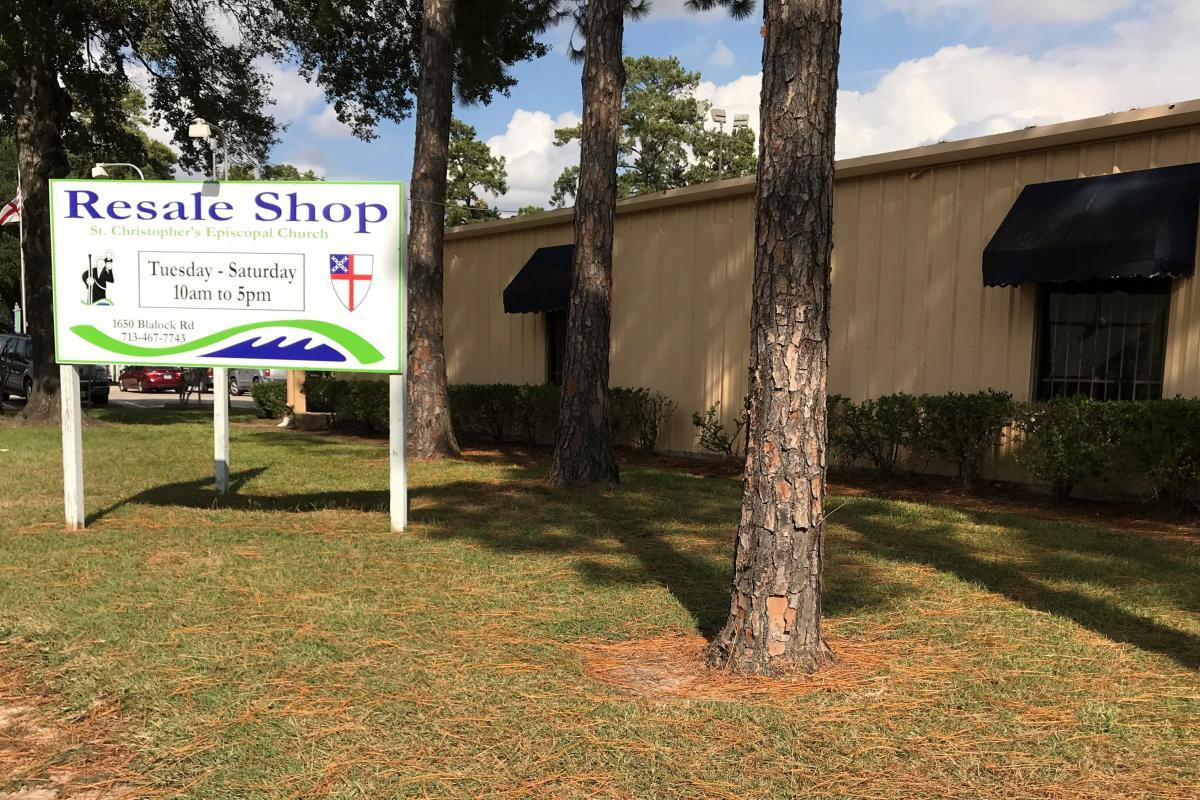 St Christopher S Resale Shop St Christopher S Episcopal Church