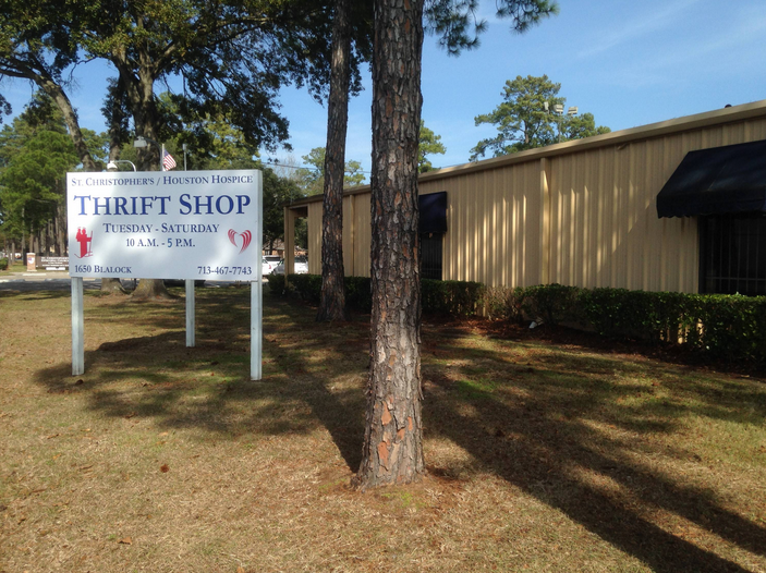St. Christopher's Resale Shop